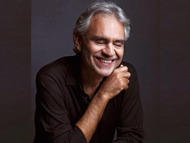 Tenor Andrea Bocelli on why he loves Abu Dhabi