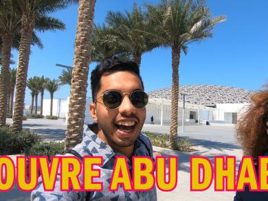 Take a look inside Louvre Abu Dhabi