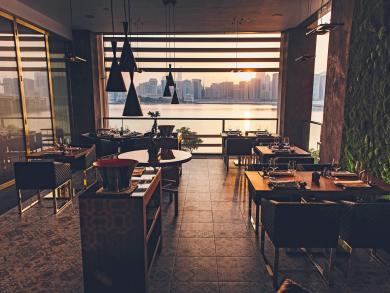 The best restaurants on Abu Dhabi's Al Maryah Island