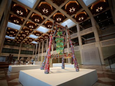 Abu Dhabi's Cultural Foundation introduces new events for April