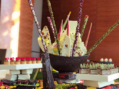 Check out these amazing chocolate afternoon teas in the capital