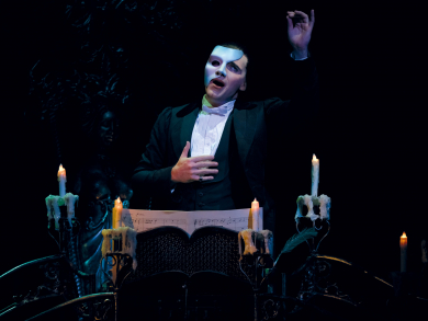 Discounted tickets on sale for the Phantom of the Opera's UAE debut