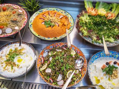 Iftar of the day: Kuzbara