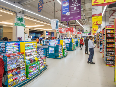 Huge supermarket sales launched in Abu Dhabi