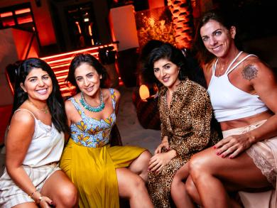In pictures: Buddha-Bar Beach first birthday celebration