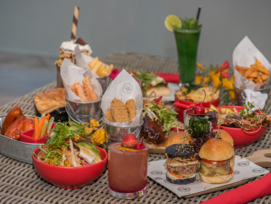 A new brunch dedicated to burgers is coming to Abu Dhabi