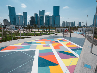 Why Reem Central Park is one of the coolest places in the city