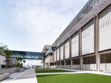 In pictures: First look at The Galleria Al Maryah Island's extension