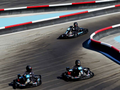 How to save money at Abu Dhabi's Yas KartZone this month