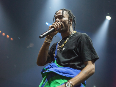 Rapper Travis Scott revealed as the first artist to perform at the Abu Dhabi Grand Prix 2019