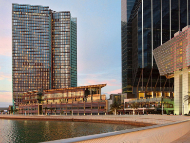 Abu Dhabi hotel named among the very best in the world