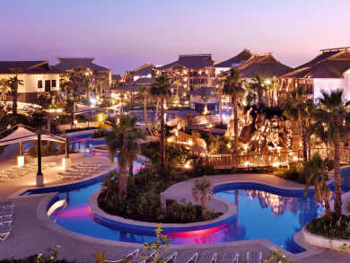 Dubai Parks & Resorts' Lapita hotel rolls out family staycation deal