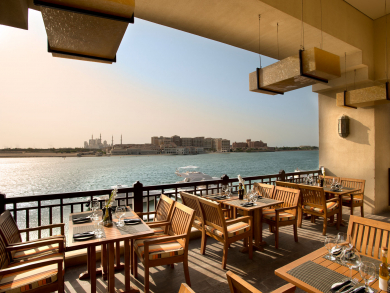Two reasons to head to an Abu Dhabi restaurant tonight