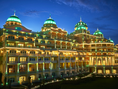 Emerald Palace Kempinski offers summer staycation offer with free slap up meal and breakfast