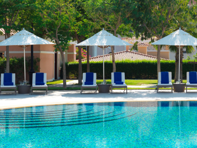 Pool day deal of the day: The Ritz-Carlton Abu Dhabi, Grand Canal
