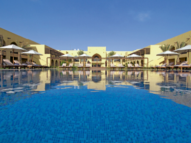 You can escape to the desert with the whole family for under Dhs500