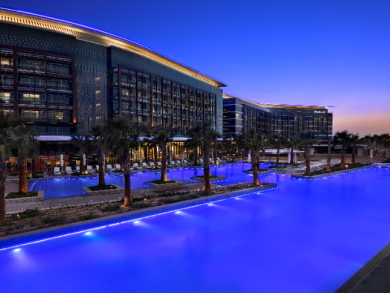 This sporty Abu Dhabi staycation has all the bases covered for under Dhs600