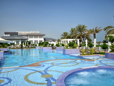 Abu Dhabi pool day deal of the day: Nation Riviera Beach Club