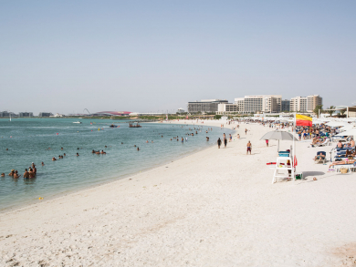 Teachers in Abu Dhabi can now get 50 percent off Yas Beach day passes
