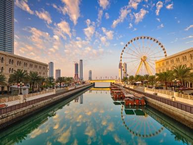 Take a trip to Sharjah this Eid