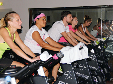 Feel fit and healthy with the special summer membership at The Room Abu Dhabi