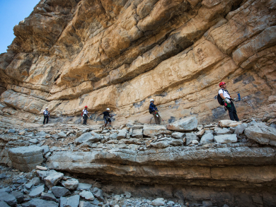 Three adventure sports to try this Eid