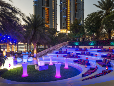 Enjoy a stay, theme park visit and breakfast in Abu Dhabi for under Dhs600