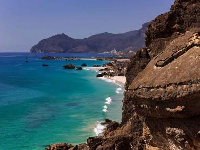 Three must-visit destinations in Oman