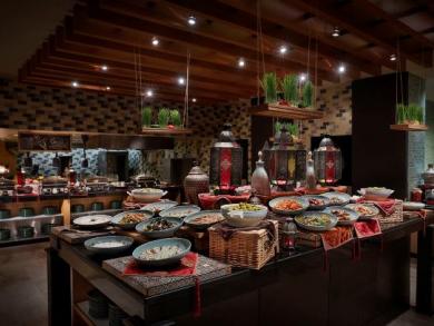 Enjoy an Eid buffet dinner at The Westin Abu Dhabi