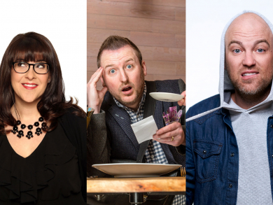The Laughter Factory is back in Abu Dhabi for side-splitting July gig