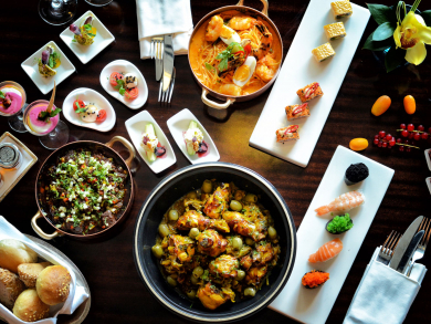 Celebrate Father's Day with a brunch at The St. Regis Abu Dhabi