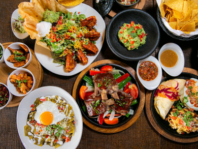 Brunch review: Friday brunch at Loca Abu Dhabi