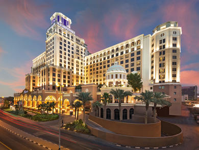 Free Ski Dubai tickets with a staycation at Kempinski Hotel Mall of the Emirates