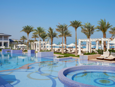Pamper yourself with this luxury Abu Dhabi staycation package