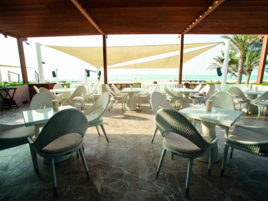 These are the best beach bars in Abu Dhabi