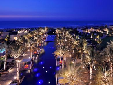 Tastes of the Capital: Park Hyatt Abu Dhabi Hotel & Villas – Stay & Dine