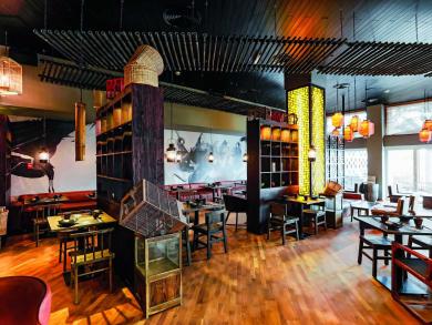 Tastes of the Capital: Cho Gao Marina Walk