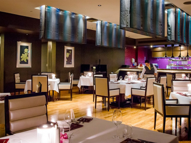 Tastes of the Capital: D'Capital Steakhouse