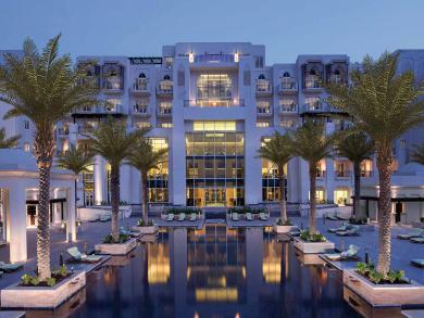 Tastes of the Capital: Eastern Mangroves Hotel & Spa by Anantara – Stay & Dine