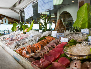 Tastes of the Capital: Fishmarket