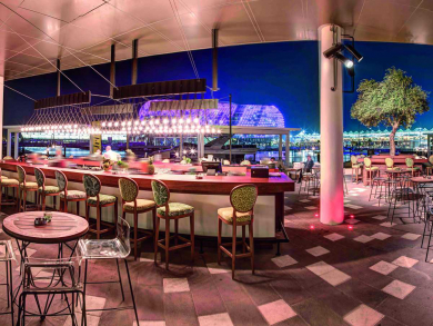 These are the best mixed drinks bars to check out in Abu Dhabi