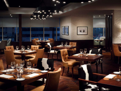 Tastes of the Capital: JW Steakhouse