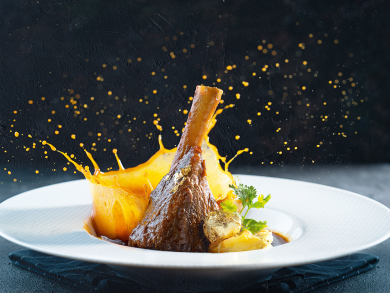 Check out this new high-end Indian restaurant in Abu Dhabi