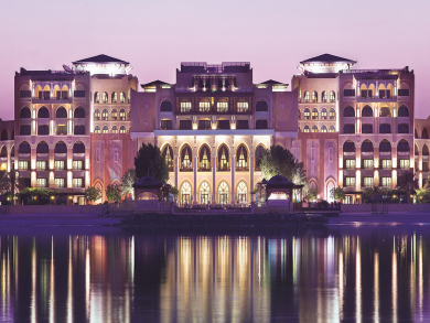 Tastes of the Capital: Shangri-La Hotel, Qaryat Al Beri – Stay & Dine
