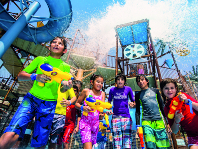 Kids go free at Yas Island theme parks and staycations this summer