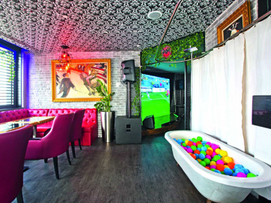 The best bars with live entertainment in Abu Dhabi