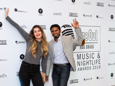 In pictures: Time Out Abu Dhabi Music and Nightlife Awards 2019 - the nominees