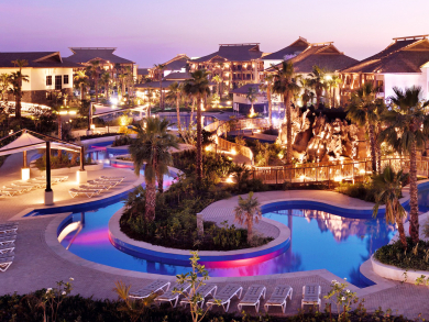 Get a free night's stay at Lapita Hotel Dubai