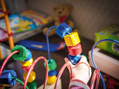 Develop your child's fine motor skills