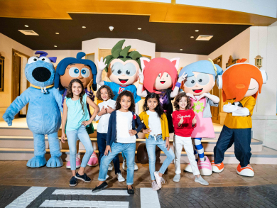 Why families should head to KidZania in Abu Dhabi this summer